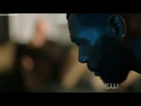 Black Lightning 1x13/Tobias controls Lala/Lala is called tattoo man/Jefferson and his father in past