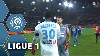 Video Gol Pertandingan Stade Rennes vs Olympique Marseille