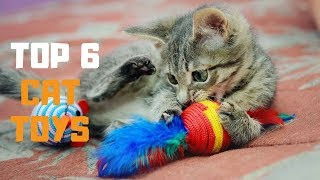 Best Cat Toys in 2019 - Top 6 Cat Toys Review