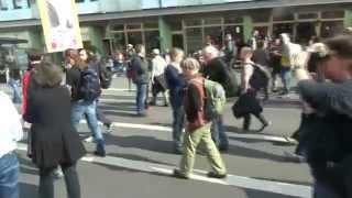 Blockupy 2015 Frankfurt