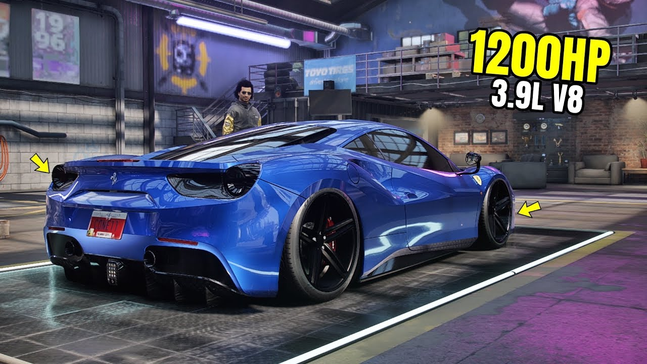 Need For Speed Heat Gameplay