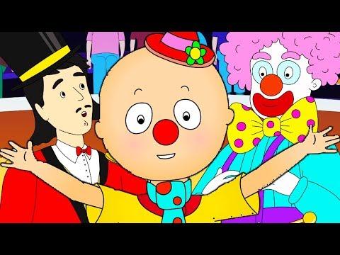 Caillou en Español | Caillou y el Circo | Dibujos animados para niños | Dibujos Infantiles