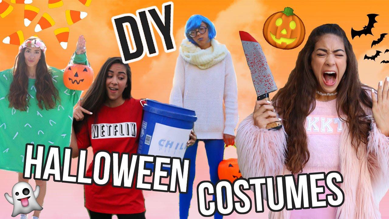 Diy last minute halloween costumes easy quick and affordable diy last minute halloween costumes easy quick and affordable youtube solutioingenieria Gallery