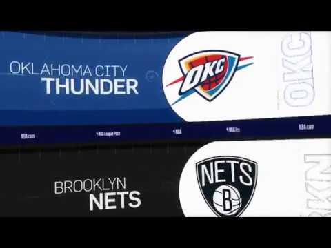 Oklahoma City Thunder vs Brooklyn Nets Game Recap   12/5/18   NBA
