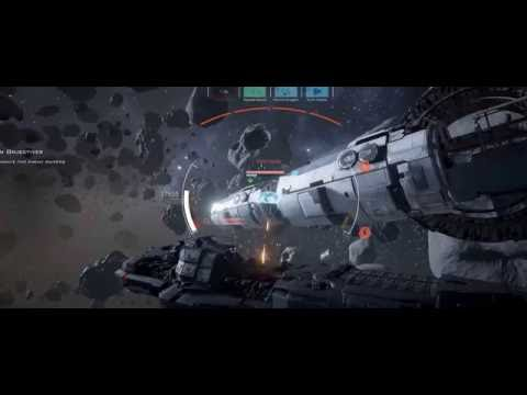 Let's Play -  Dreadnought - Closed Beta - First Tutorial Mission - Ultrawide 21:9