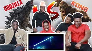 THIS IS DEFINITELY MOVIE OF THE YEAR | Godzilla vs  Kong - Official Trailer Reaction