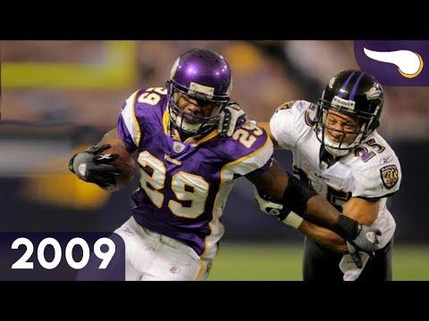 Ravens vs. Vikings (Week 6, 2009) Classic Highlights