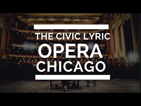 Behind the Scenes at the Chicago Civic Lyric Opera