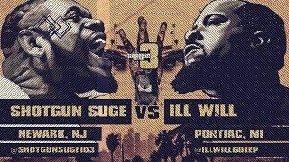 SHOTGUN SUGE VS ILL WILL SMACK/ URL RAP BATTLE   URLTV