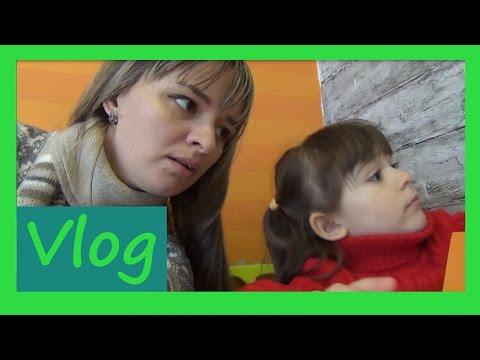 Vlog: Читает стих* Ростов к Новому году* прогулка с ребенком в поселке* кафе. Конец ноября