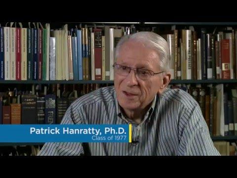 UCI Stories -- Patrick Hanratty
