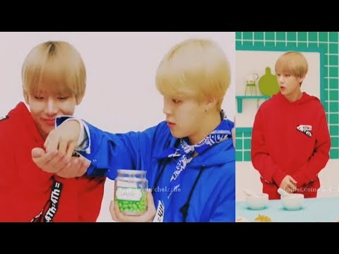 JIMIN and V (지민 & 태형 BTS) Cute Moments