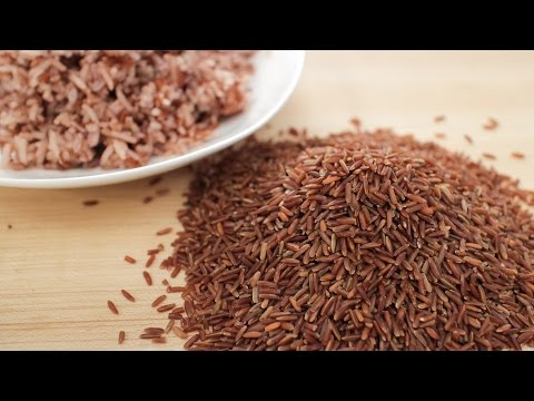 Thai Red Rice - 5 Colours of Thai Rice Ep.3