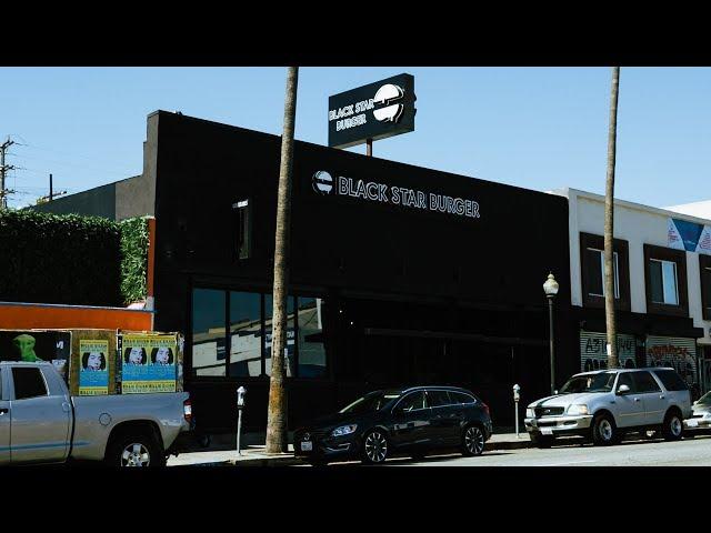 High & Hungry [Black Star Burger (West LA)]