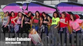 Deorro & Chris Brown- Five More Hours-Salsation@Choreography by Mensi Caballer.
