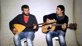 Bende Özledim - Dağılma  Bağlama Gitar