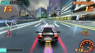 Asphalt: Urban GT 2 PSP Gameplay HD (PPSSPP)