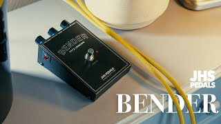JHS Pedals Bender: The Sound of Denmark Street