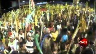 raymond ramnarine den winning performance at chutney soca monarch 2013