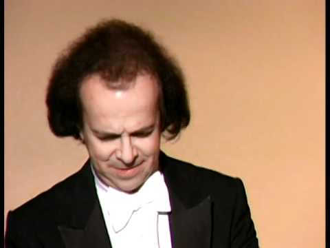 Cyprien Katsaris live at Carnegie Hall, New York - Chopin: Mazurka, Op. 33 No. 4