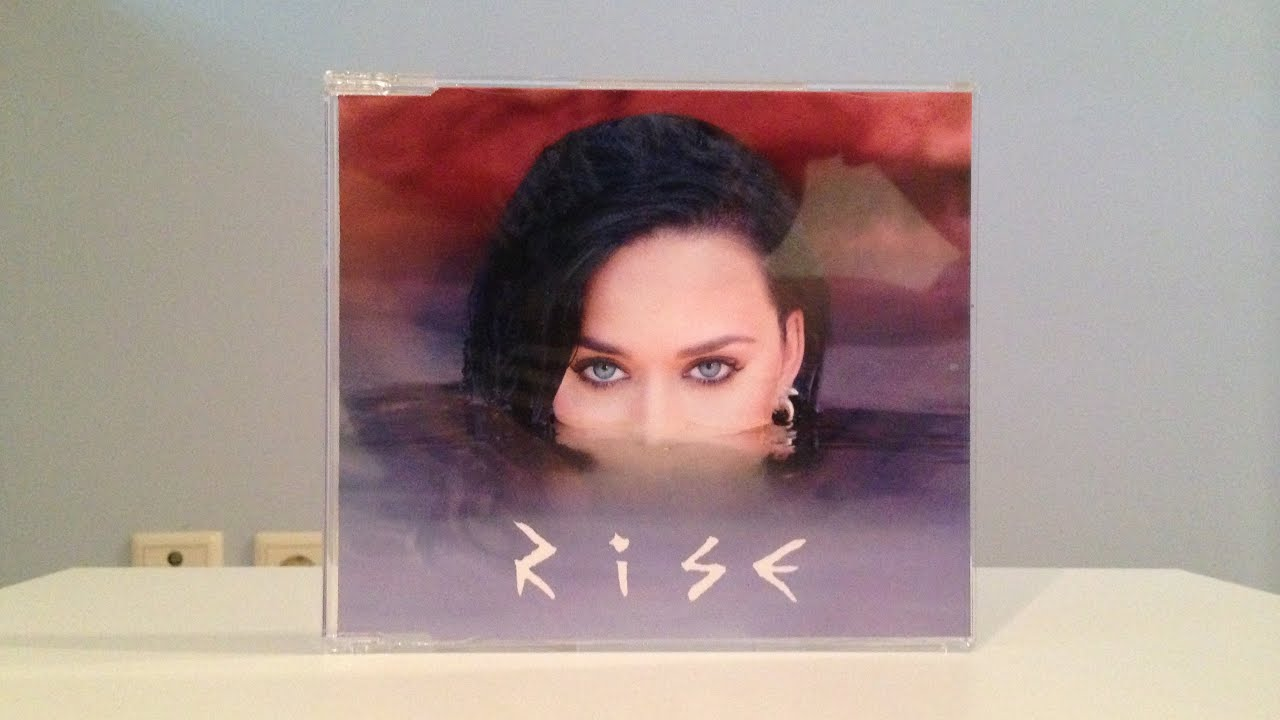 Katy Perry - Rise (Single) (Unboxing) - YouTube