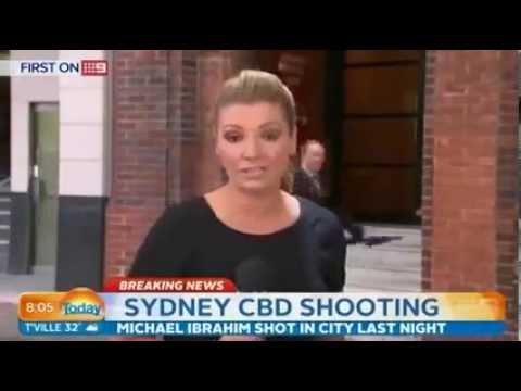 Michael Ibrahim Shot - Sydney CBD (2015)