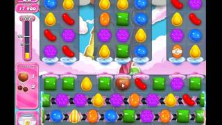 Candy Crush Saga Level 987 No Booster