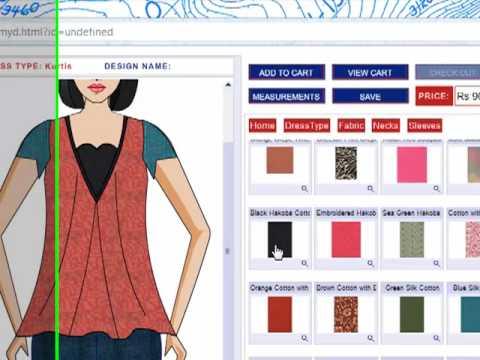Design Kurti - My Short Tunic Kurti ,Anarkali top, Salwar top from IamMyDesigner.com