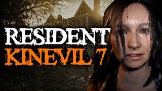 Let's Play Resident Evil 7 Part 3 - Resident Kinevil