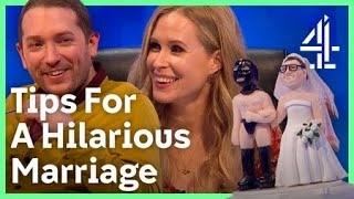 Cats Does Countdown's HILARIOUS Guide To Marriage   8 Out Of 10 Cats Does Countdown