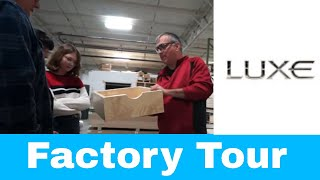 Baixar Factory Tour - Luxe Brand luxury fifth wheels and luxury toy haulers