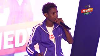 Alex Muhangi Comedy Store April18 - Eric Omondi