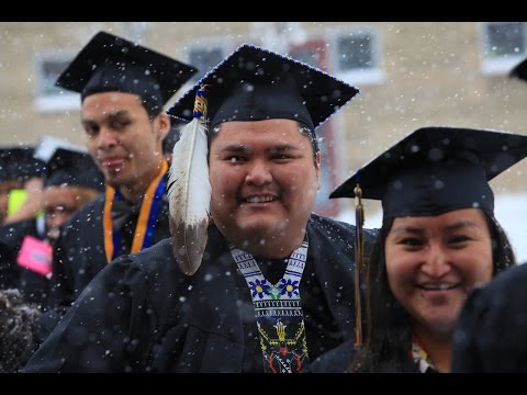 Thumbnail for Fort Lewis College Winter Commencement 2015