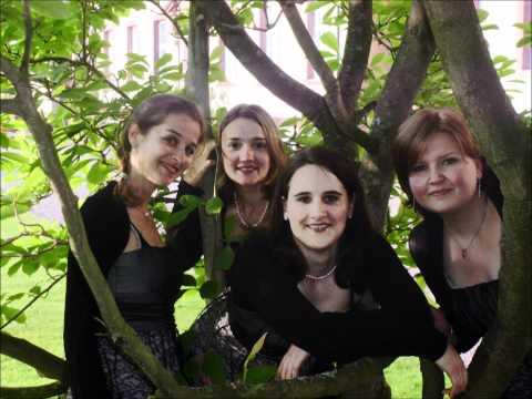 Vokalensemble Viererlei - Johannes Brahms: Die Nonne op. 44