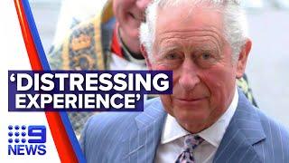 Coronavirus: Prince Charles Speaks On Experience With Covid-19 | Nine News Australia