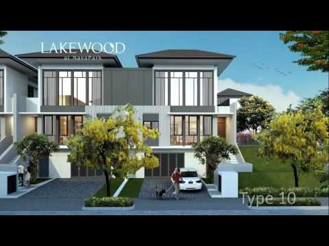 Navapark   Introducing New Cluster LAKEWOOD by Sinarmas Land & Hongkong Land