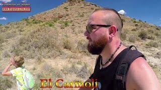 Экскурсии в Испании, подъем на потухший вулкан El Carmoli Мурсия, Cartagena(El Carmolí представляет собой вулканический конус из потухшего вулкана, который извергался 7 миллионов лет..., 2016-05-30T14:03:28.000Z)