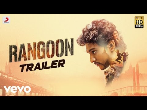 Rangoon Official - Tamil Trailer | Gautham Karthik, Sana