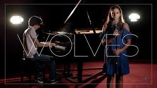 Wolves (Selena Gomez & Marshmallo) - Catalina Cardoner - Cover