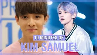 KIM SAMUEL FUNNY MOMENTS