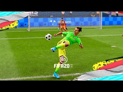 FIFA 20 | SKILLS AND GOALS COMPILATION | Leftovers #1
