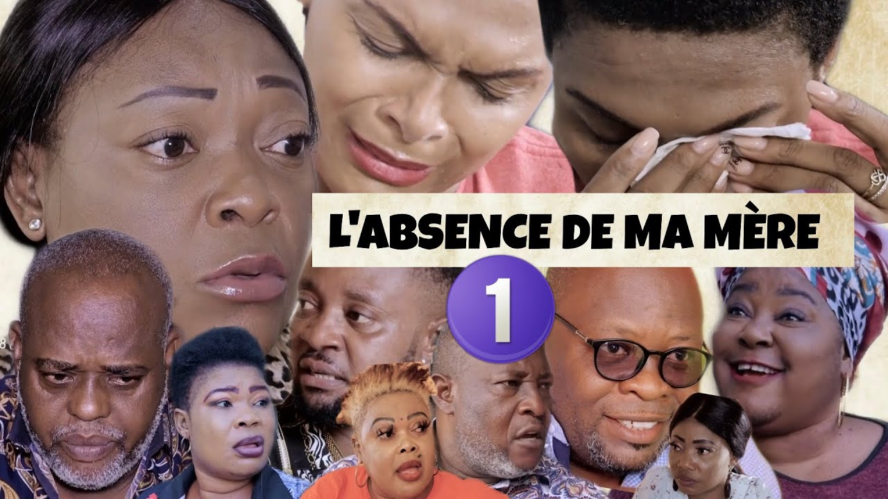 Download L'ABSENCE DE MA MÈRE Ep1   Film Congolais   Sila Bisalu Gabrielle Lina Ebakata Alain Mimi Serge Elko