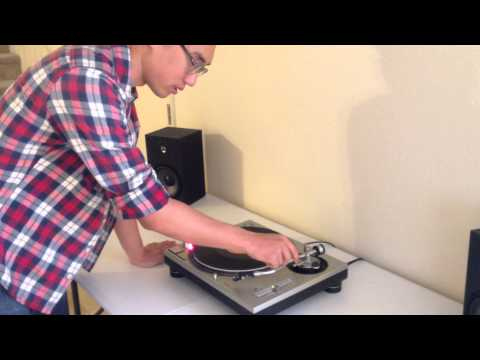 How to Play Vinyl Records
