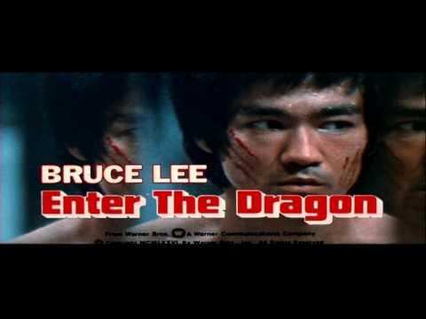 Rare Enter the Dragon Trailer