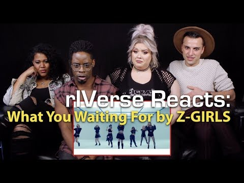 riverse-reacts:-what-you-waiting-for-by-z-girls---m/v-reaction