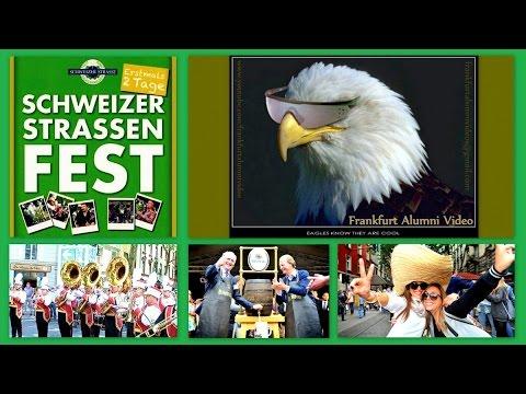 Frankfurt, Germany: Schweizerstrassen Fest 1/2 (Sachsenhausen)