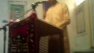 Asad Ashrafi Naat-e-rasool Rab ne diya hai unko