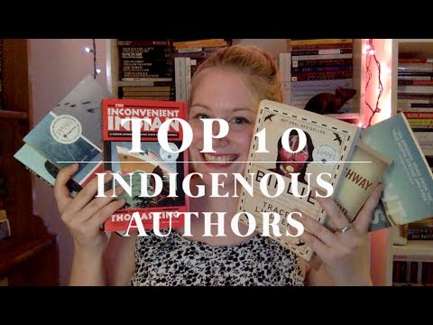 MY TOP 10 Favourite Indigenous Authors (National Aboriginal Month)