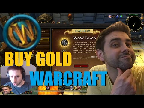 How To Buy Gold With WoW Token