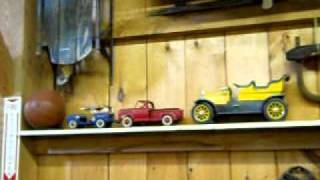 View The Collection Of Antique Toys